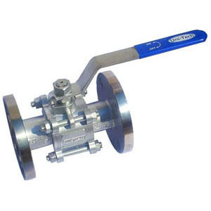 Ball Valve 3PC Flanged